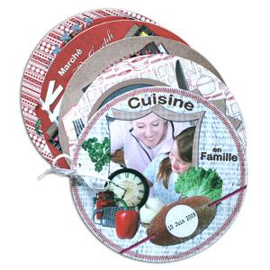 Kit cuisine kit digital de scrapbooking blog de studio for Scrapbooking cuisine