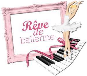 Kit de scrapbooking Rêve de ballerine