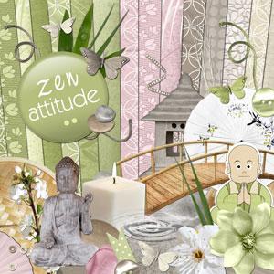 kit zen attitude