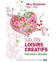 Salon des loisirs creatifs d orleans blog presse du cdip for Salon loisirs creatifs orleans