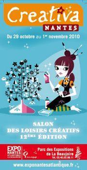 Salon cr ativa de nantes blog presse du cdip - Salon creativa nantes ...