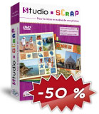Studio-Scrap version 1 en coffret