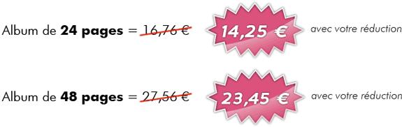 Exemples de prix