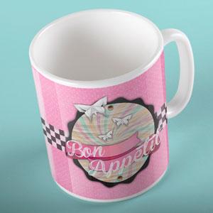 Un mug, une idée cadeau