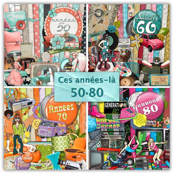 Populaire Méga-pack « Ces années-là » - Blog de Studio-Scrap DO02