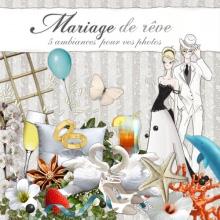 Kit mariage de rêve