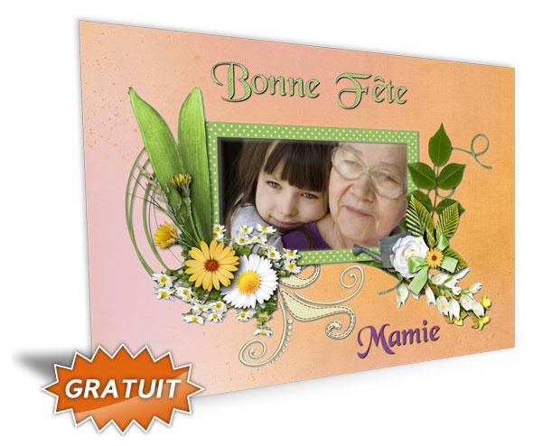Une carte gratuite pour lui dire que vous l 39 aimez blog de studio scrap - Carte bonne fete mamie a imprimer ...