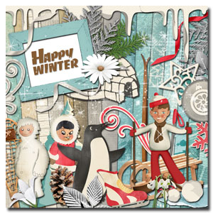 Le kit « Happy winter »
